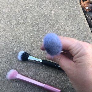 Morphe Makeup - • Set of 3 face brushes Morphe, Real Techniques